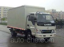 南骏牌CNJ5040XXYZD33M1型厢式运输车