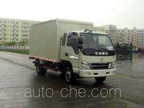 南骏牌CNJ5080XXYZP33M型厢式运输车