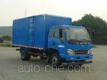 南骏牌CNJ5100XXYPP38M型厢式运输车