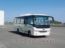 南骏牌CNJ6750LQDV型客车