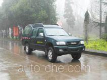 Putian Hongyan CPT5020XXY van truck