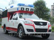 Putian Hongyan CPT5021XJH ambulance