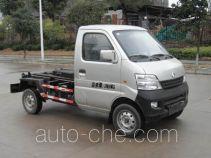 Putian Hongyan CPT5022ZXX detachable body garbage truck