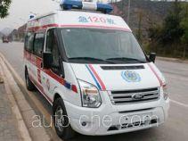 Putian Hongyan CPT5030XJH ambulance