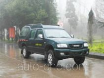 Putian Hongyan CPT5030XXY van truck