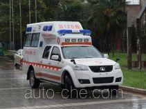 Putian Hongyan CPT5035XJH ambulance