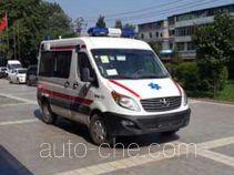 Putian Hongyan CPT5037XJH ambulance