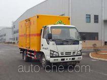 Putian Hongyan CPT5060XQYQ4 explosives transport truck