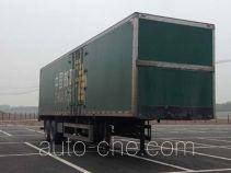 Putian Hongyan CPT9230XYZ10M postal van trailer
