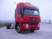 红岩牌CQ1165HMG46-561型载货汽车底盘