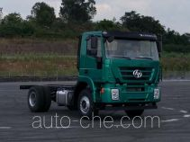 SAIC Hongyan CQ1186HKG38-461Z truck chassis