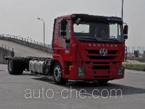 SAIC Hongyan CQ1186TCLHMVG681A truck chassis