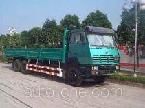 红岩牌CQ1243T5F2G564型载货汽车