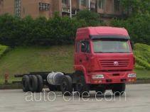 红岩牌CQ1314SMG466E型载货汽车