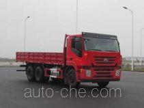 红岩牌CQ1254HMG384S型载货汽车