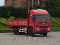 红岩牌CQ1254HMG434型载货汽车