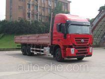 红岩牌CQ1254HMG594型载货汽车