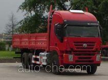 红岩牌CQ1254HTG434型载货汽车
