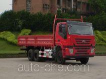 红岩牌CQ1254HTG434S型载货汽车