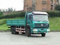 红岩牌CQ1254TLG384型载货汽车
