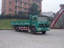 红岩牌CQ1254TMG464型载货汽车