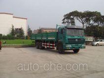 红岩牌CQ1254TMG494型载货汽车
