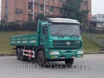 红岩牌CQ1254TRG594型载货汽车