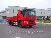 红岩牌CQ1255HMG444型载货汽车