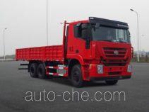 SAIC Hongyan CQ1255HMG474 cargo truck