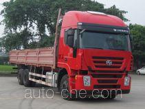 SAIC Hongyan CQ1255HMG594 cargo truck
