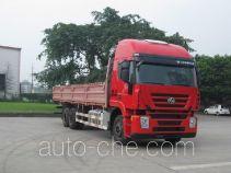 SAIC Hongyan CQ1255HTG504 cargo truck