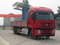 SAIC Hongyan CQ1255HTG594 cargo truck