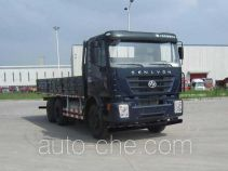 SAIC Hongyan CQ1256HPG384T cargo truck