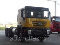 SAIC Hongyan CQ1256HTVG40-474 truck chassis