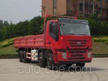 红岩牌CQ1314HMG466S型载货汽车
