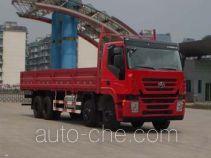 红岩牌CQ1314HTG466S型载货汽车