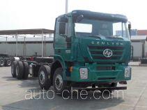 SAIC Hongyan CQ1316HMG42-466Z truck chassis