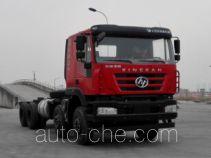 SAIC Hongyan CQ1316HMVG27-366 truck chassis