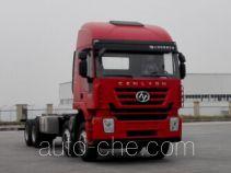 SAIC Hongyan CQ1316HMVG39-486 truck chassis