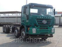 SAIC Hongyan CQ1316HTVG39-486 truck chassis