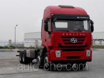 SAIC Hongyan CQ1316HXVG39-486 truck chassis