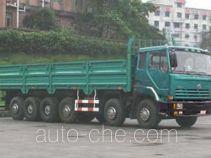 红岩牌CQ1523TWG420型载货汽车
