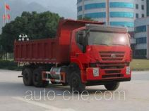 SAIC Hongyan CQ3254HMG384E dump truck