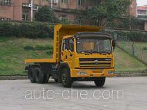 SAIC Hongyan CQ3254TLT434 flatbed dump truck