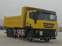 SAIC Hongyan CQ3255HMG364BS dump truck