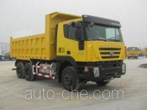 红岩牌CQ3255HMG384型自卸汽车