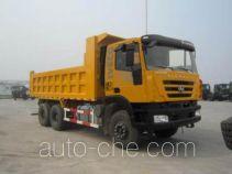 红岩牌CQ3255HMG404型自卸汽车