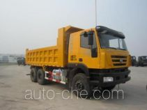 SAIC Hongyan CQ3255HMG424 dump truck