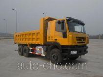SAIC Hongyan CQ3255HMG504 dump truck