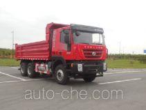 SAIC Hongyan CQ3255HTDG364BS dump truck